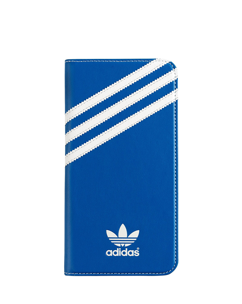 adidas Booklet Blue & White For iPhone 6