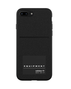 newest collection e1672 cedad adidas EQT Molded Case Black For iPhone 8 Plus