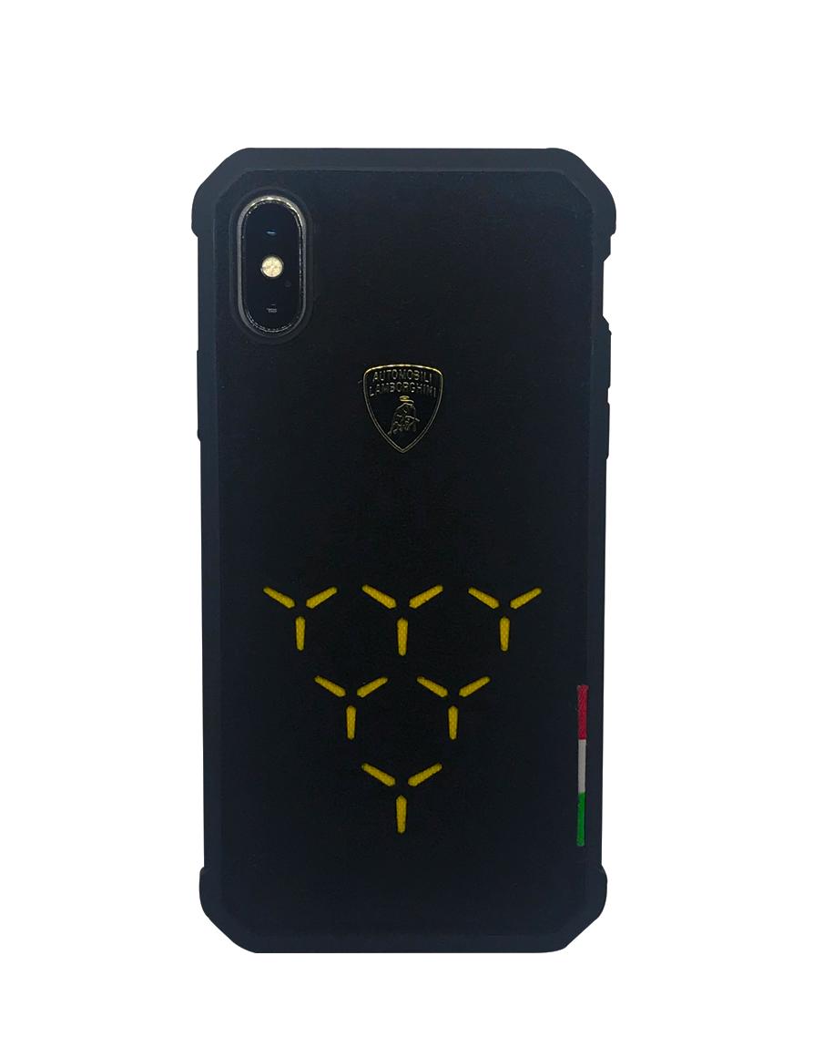 new arrival c436f 52961 Lamborghini Huracan - D10 Yellow For iphone X