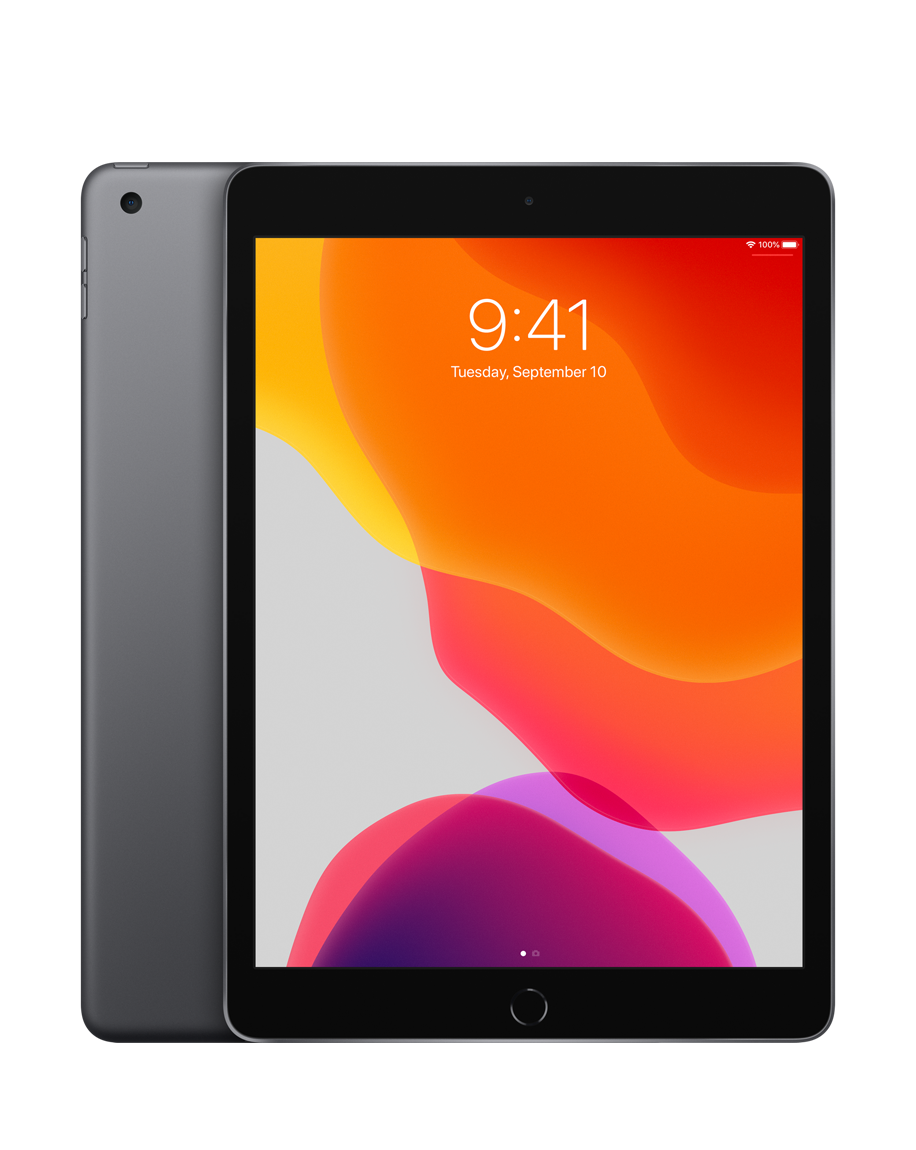 iPad 10.2-inch Wi-Fi 32GB Space Gray